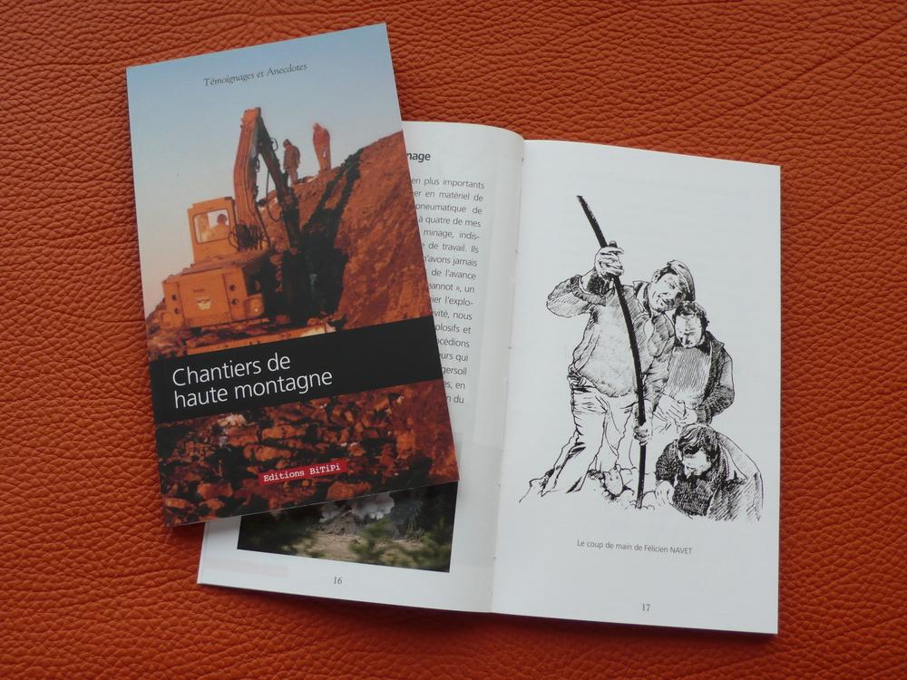 Chantiers de haute montagne  -  éditions BiTiPi