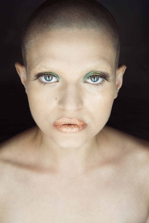Pat McGrath Beauty Shoot