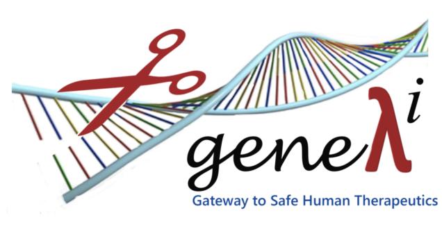 Genome Editing logo