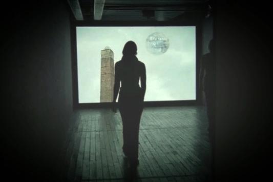 Rossella Piccinno // Eruption Of the End Interactive virtual bubbles