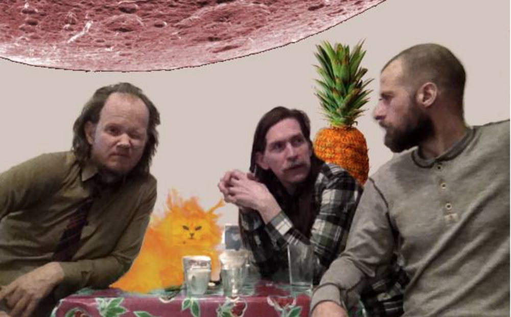 Aki Asgeirsson, Egill Sæbjörnsson &Magnus Jensson