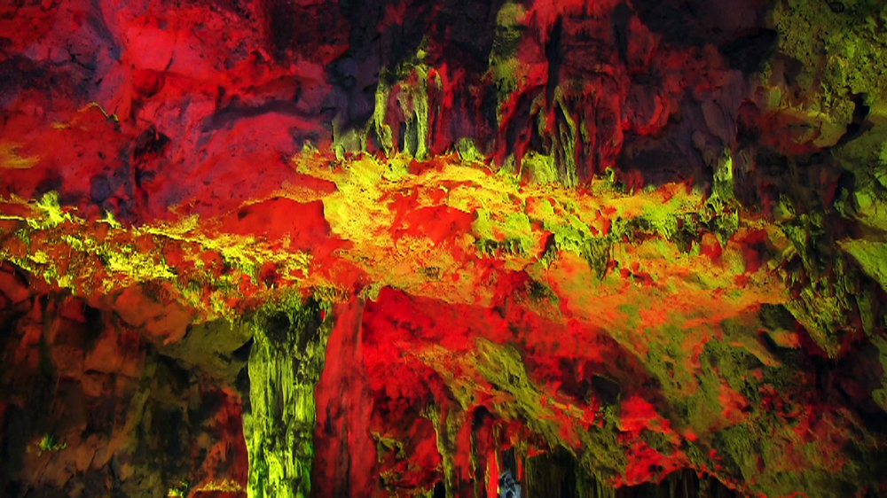 Kapwani Kiwanga, Strata (2015) HD Video, Colour, sound - 12 minutes Courtesy Galerie Tanja Wagner, Berlin and the artist.