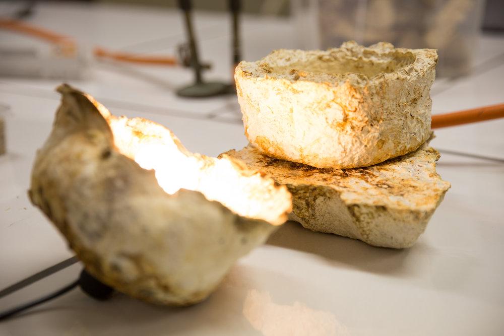 Mycelium Materials -