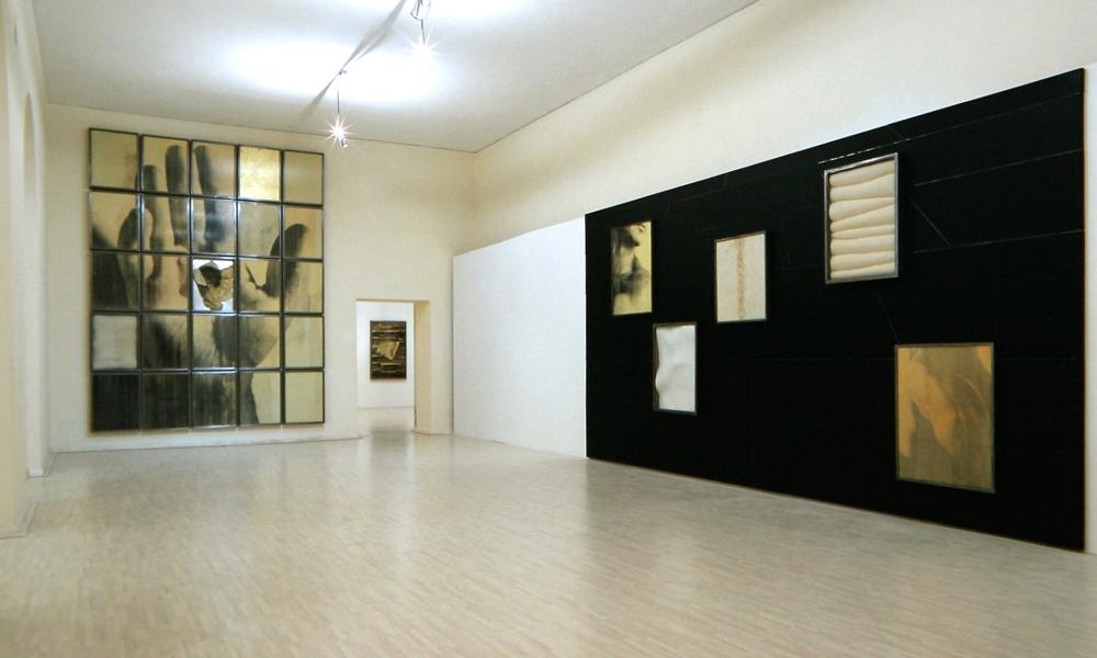 antologica , napoli castel dell'ovo2003
