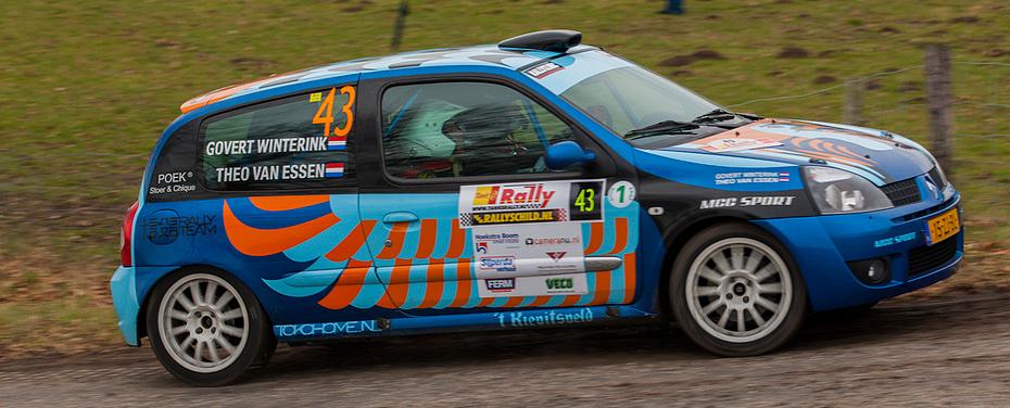 Clio RS Ragnotti