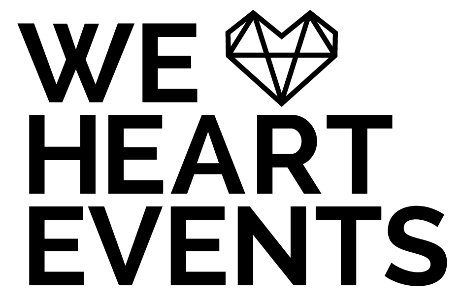 We Heart Events | Wedding Planning, Design + Coordination