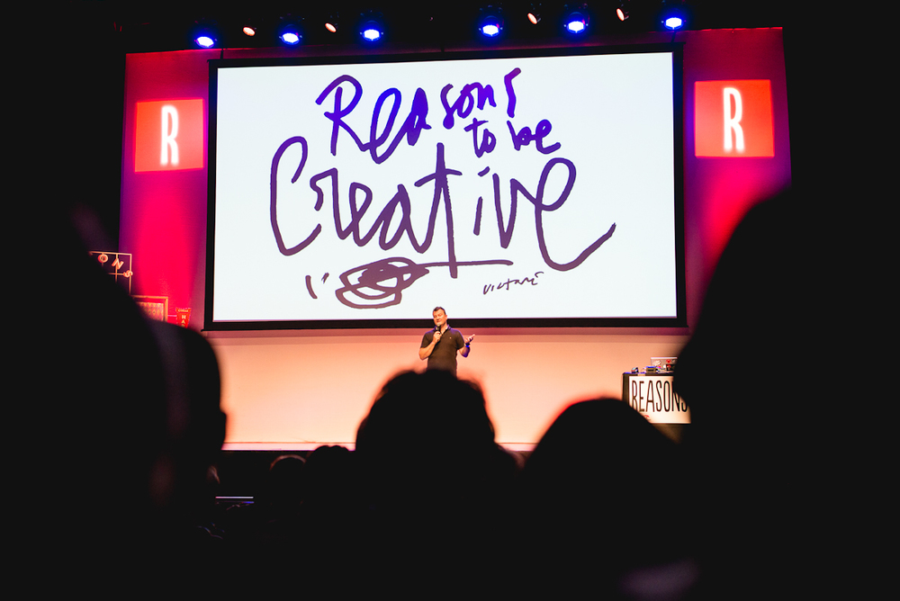 Reasons to be Creative 2014