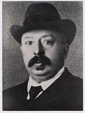 F.W. Dikker, oprichter van Dikker & Thijs