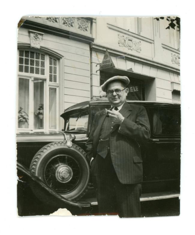 Henri Thijs in 1936