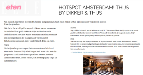 Frans Restaurant - Thijs by Dikker & Thijs - Reviews - ELLE Eten.png