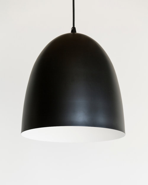 the hampton pendant matt black tm lighting group pty ltd