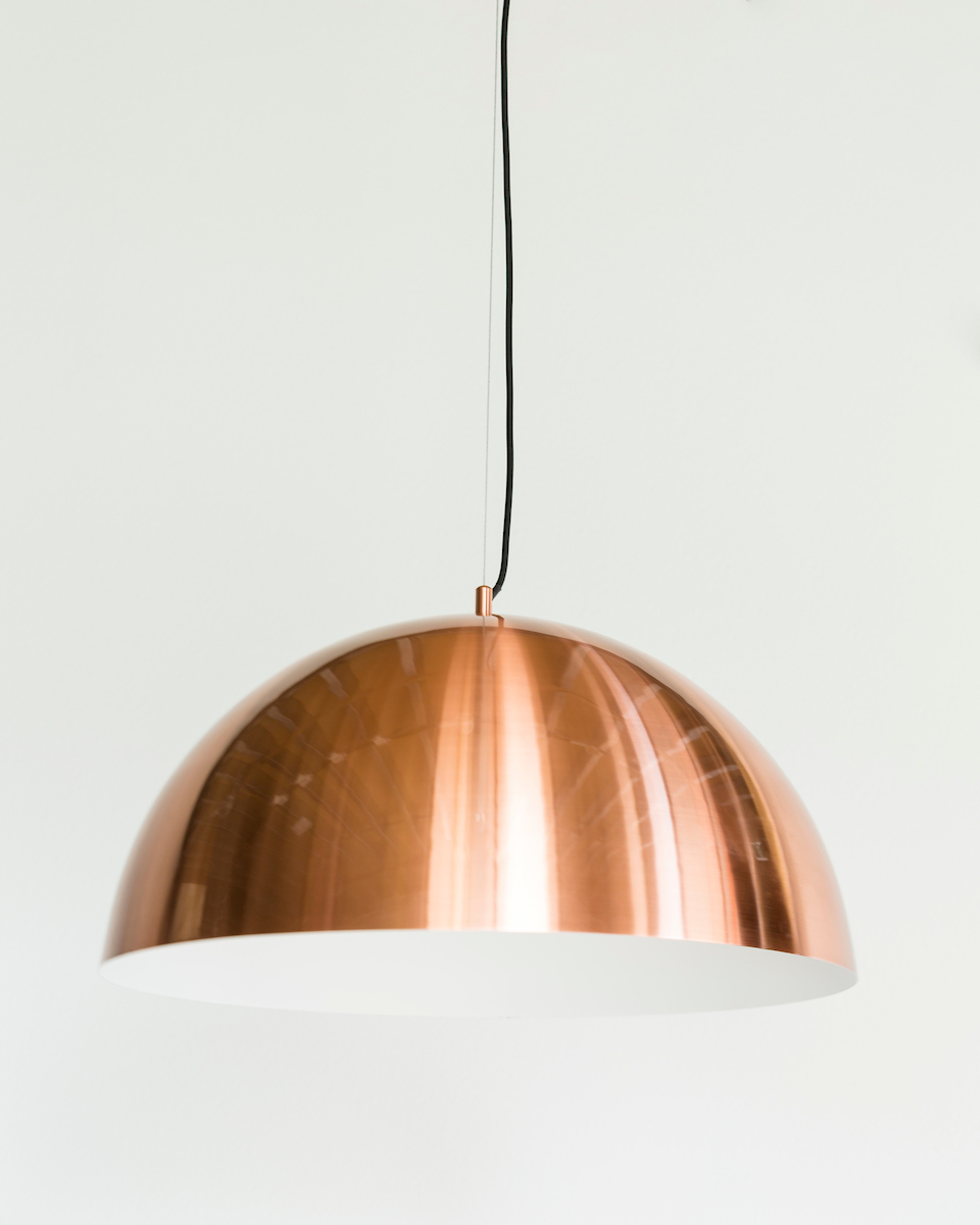 The Barcelona Pendant - Copper