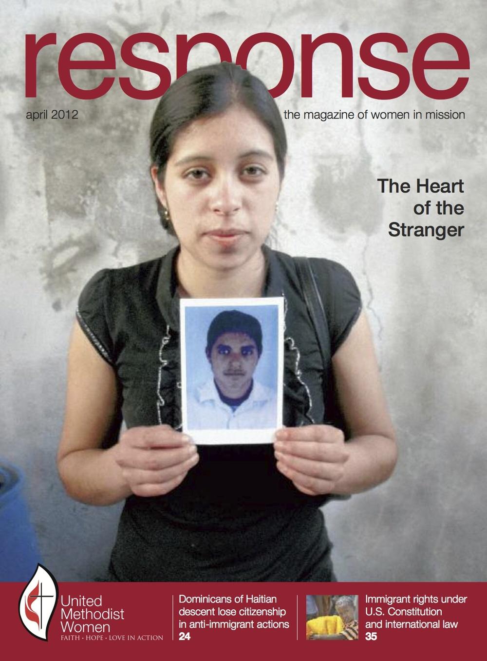 Response Magazine Katie Dwyer