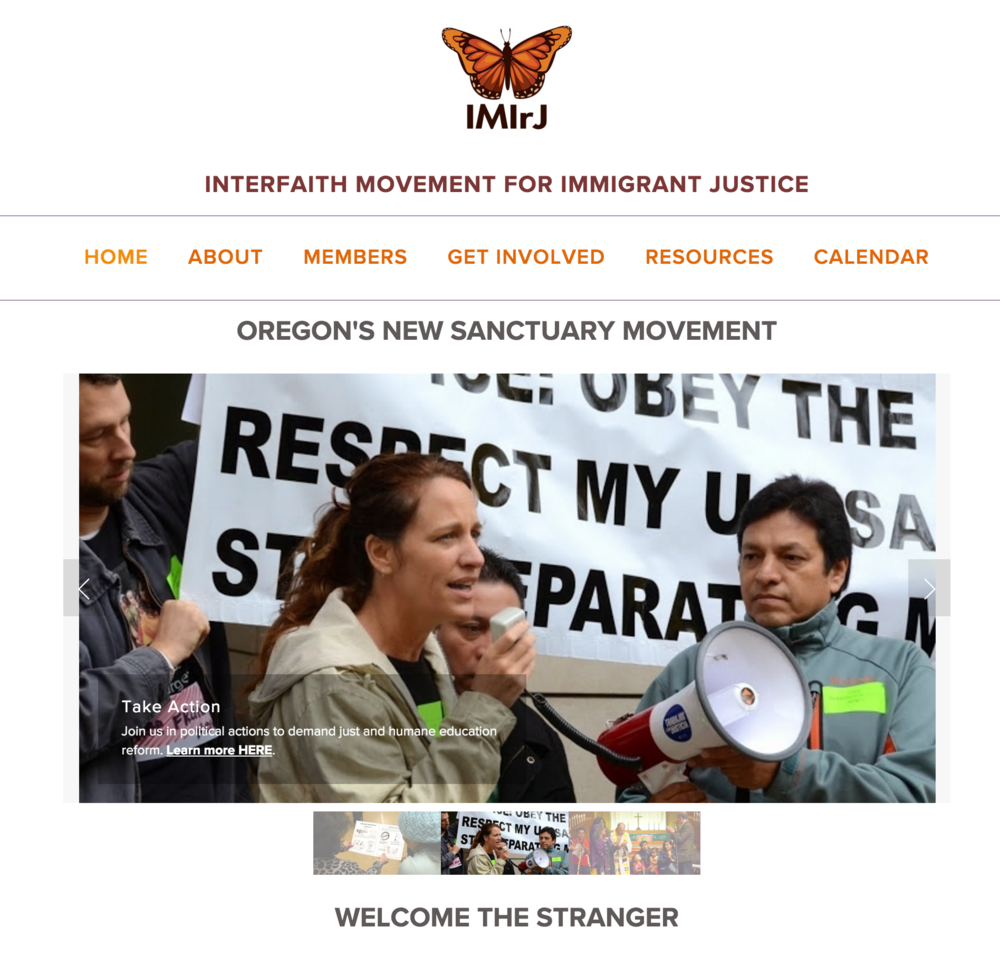 Interfaith Movement for Immigrant Justice (IMIrJ)