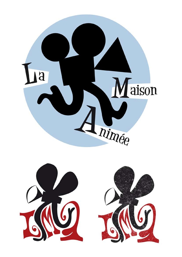 pablodegastines/pabloka/lamaisonanimée/logo
