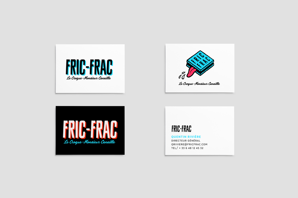 Fricfracbusinesscards