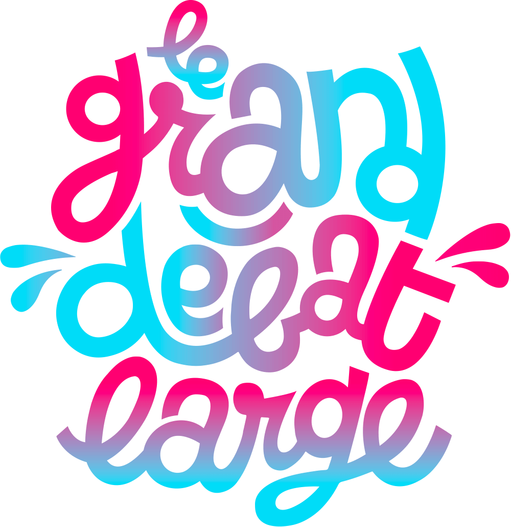 le Grand debat large logo full pabloka