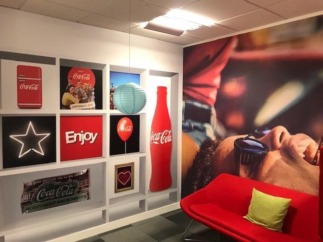 coca cola rebranding
