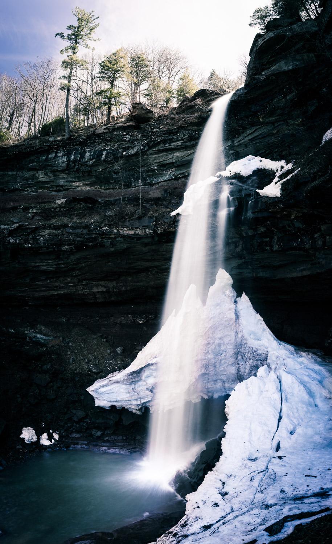 Upper Kaaterskill Falls