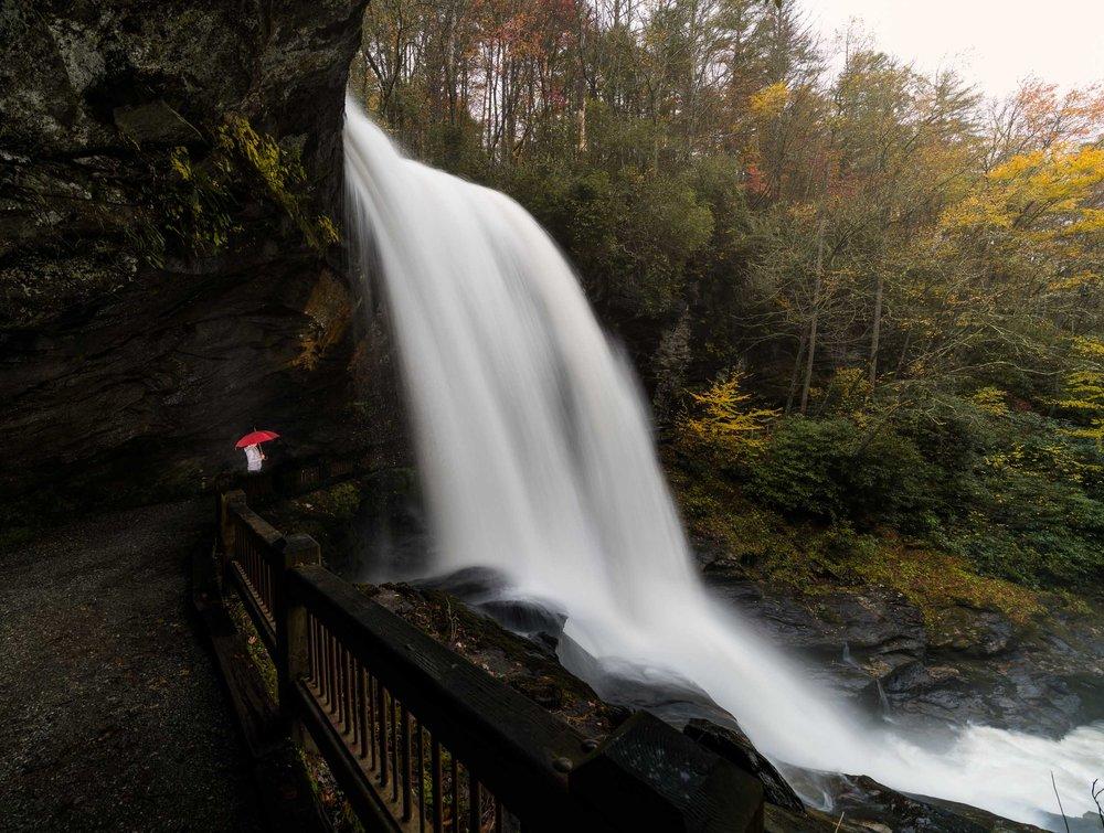 Dry Falls at 12mm
