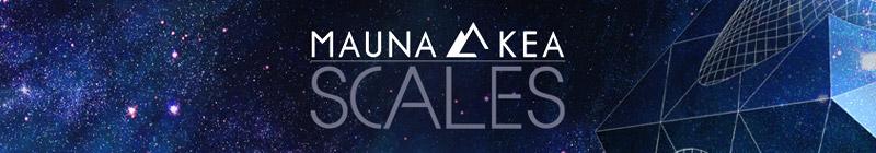 """Mauna Kea """"Scales"""" Album Art"""