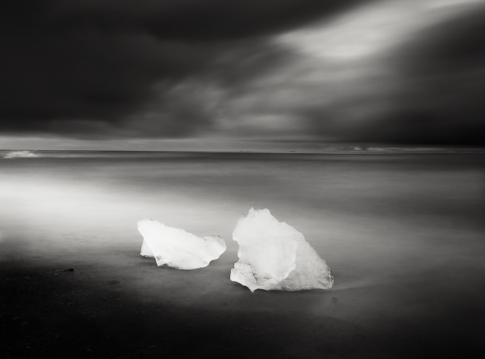 Ice and Sea No. 3