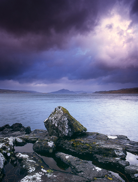 Shore of Isle of Skye