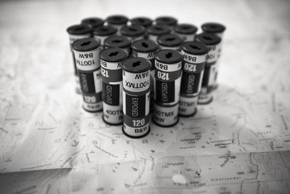 Kodak T-Max films