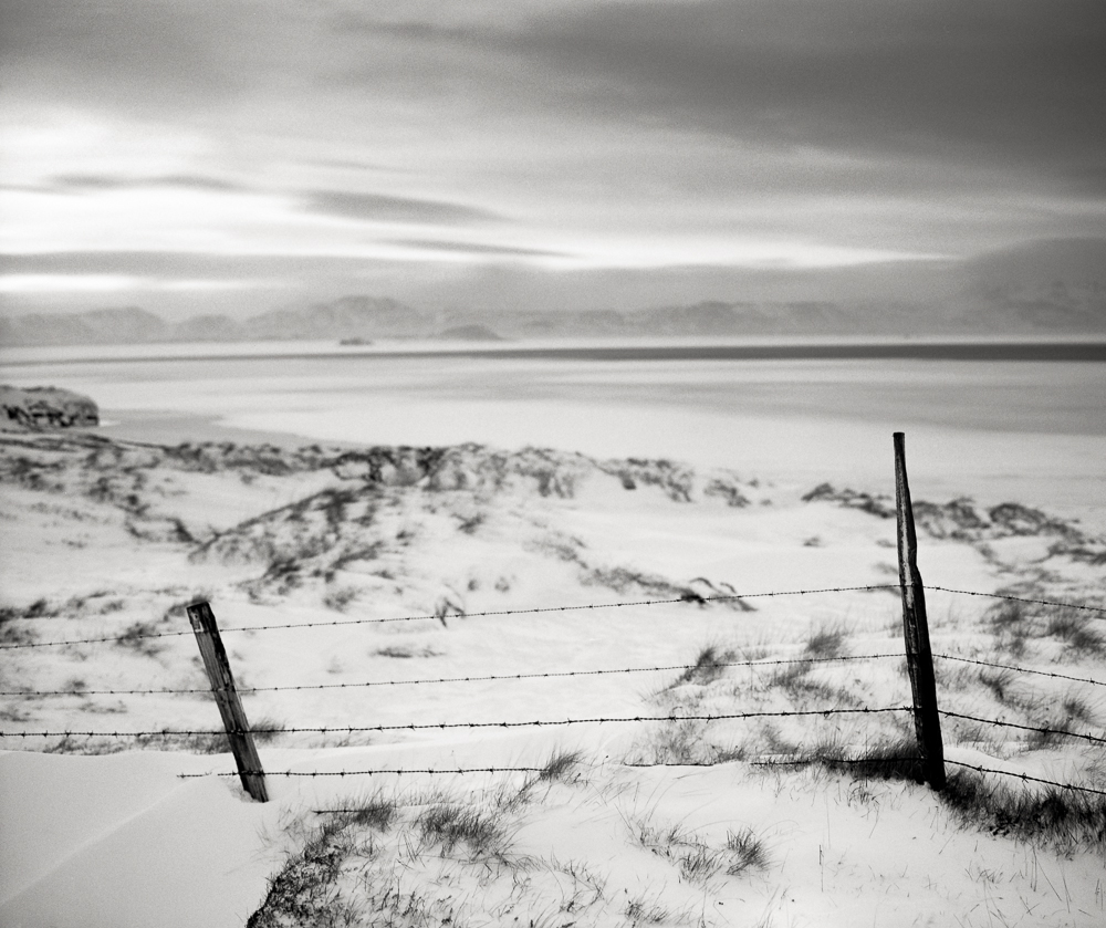 Behind the Fence, Iceland, 2013