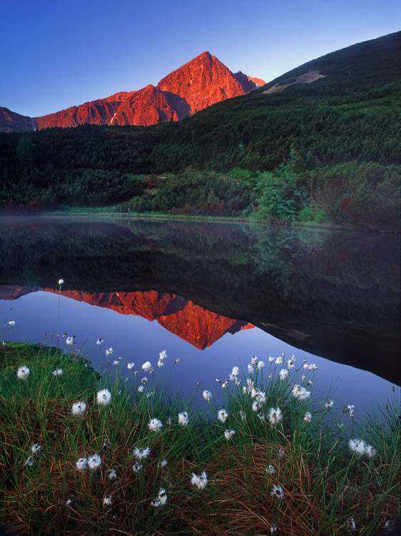 Mountain Light I, High Tatras, Slovakia