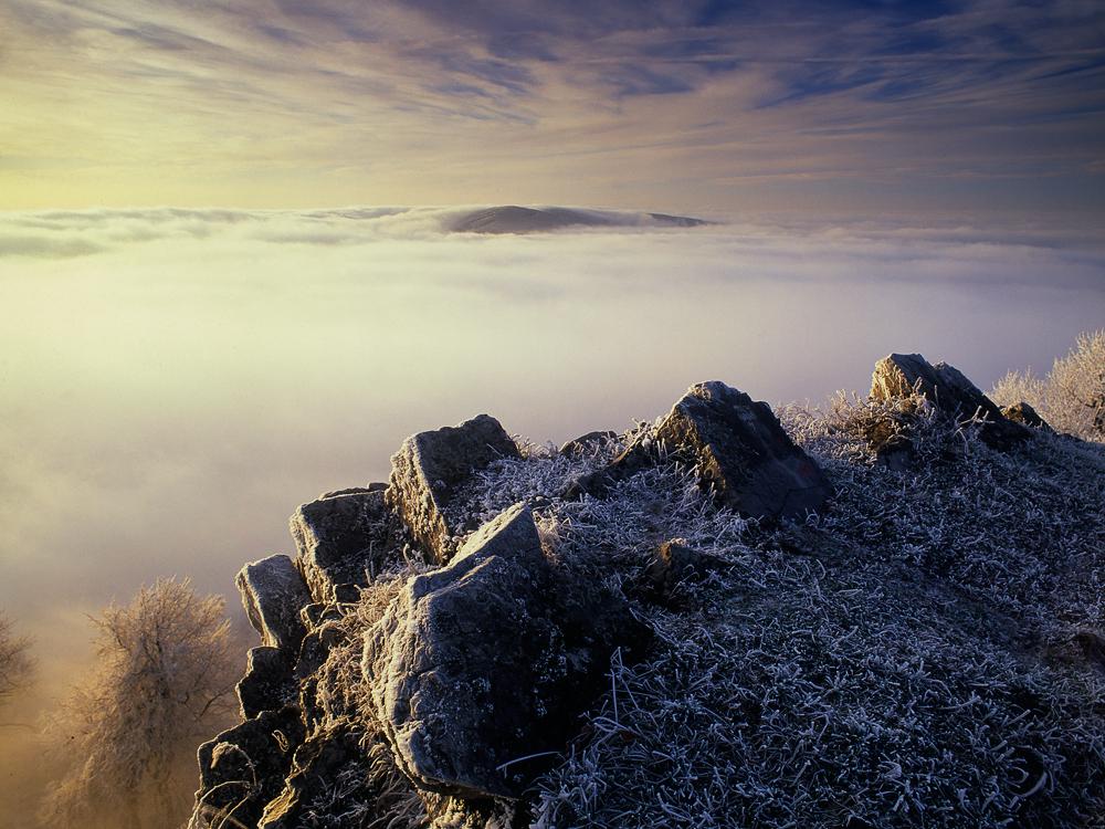 Mists of Carpathians, Slovakia