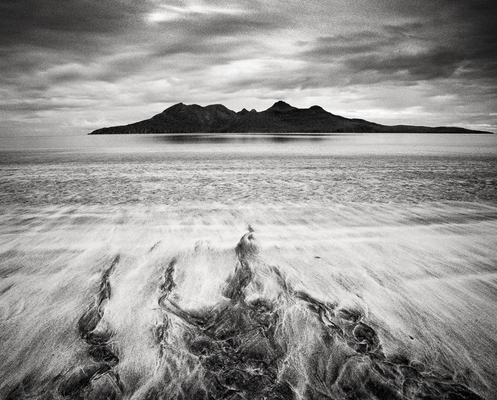 Bay of Laig 1, Eigg, Scotland, 2013