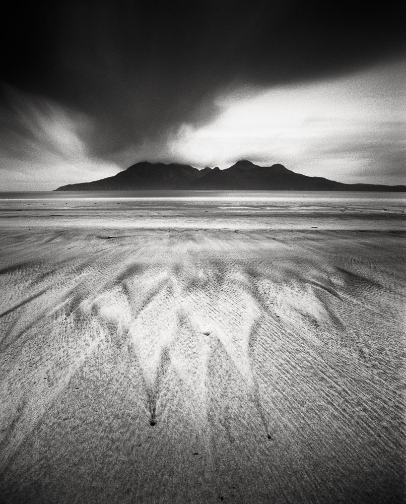 Bay of Laig 8, Eigg, Scotland, 2013