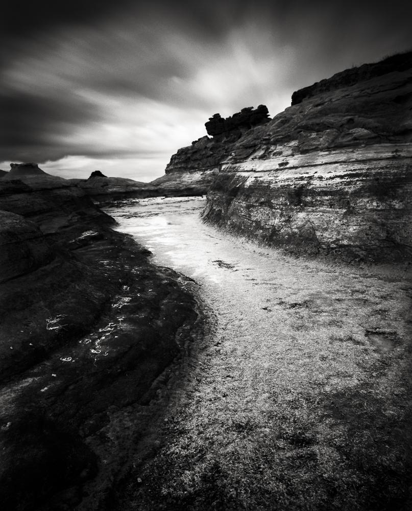 Bruce's Spot, Eigg, Scotland, 2013