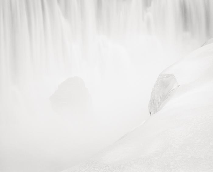Title: Dettifoss 1, Camera: Mamiya RB 67 Pro S, Lens: Sekor 90 mm, Film: Kodak T-Max 400, Exposure: 5″, f 8, Iceland, 2013