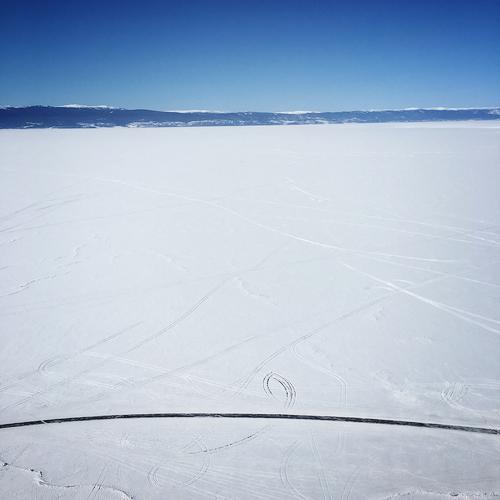 Beloved snow and skies