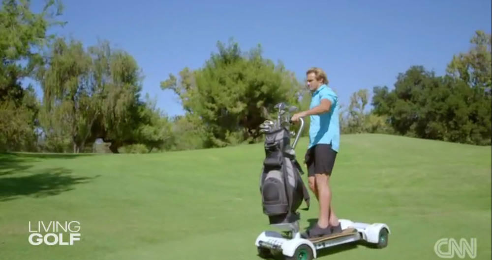 NEWS — GolfBoard Laird Hamilton Golf Cart on michael jordan golf cart, adam sandler golf cart, tiger woods golf cart, peyton manning golf cart, surfing golf cart, jeff gordon golf cart,