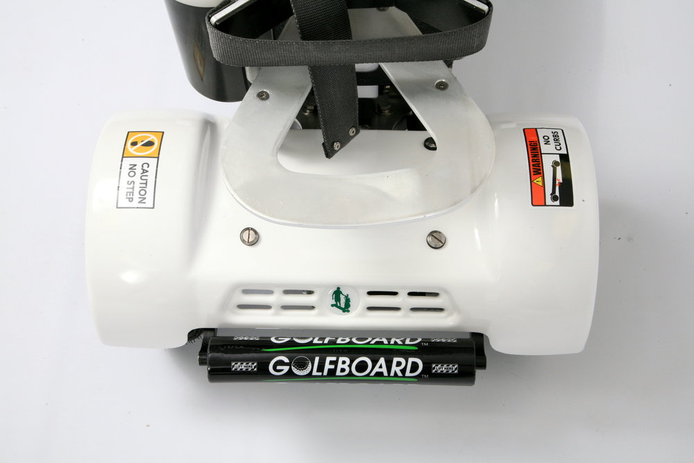 Golf bag platform suitable for tournament or carry bag