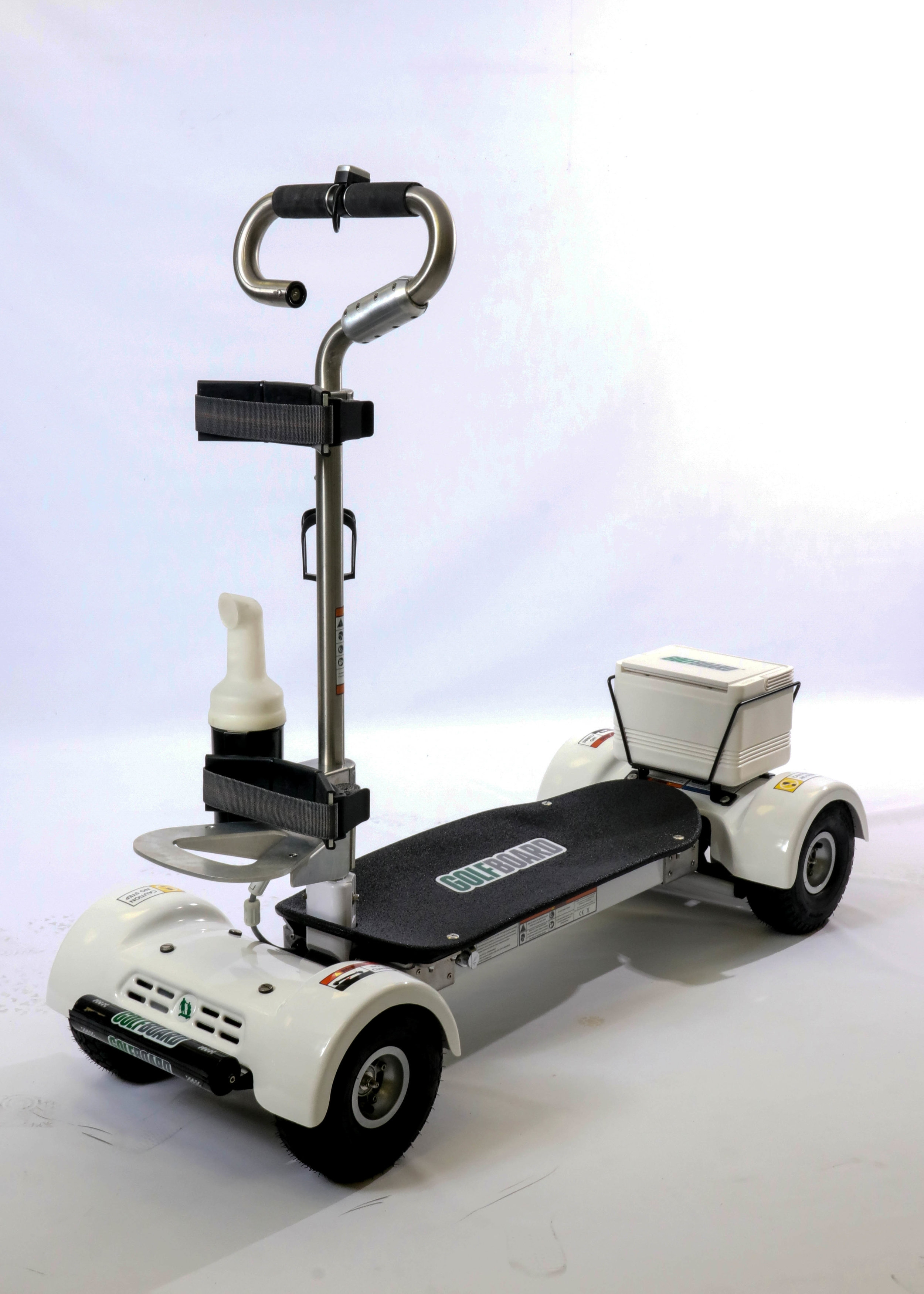 GolfBoard Single Rider Golf Cart Model Tee on single passenger golf carts, single rider golf car, solo rider golf carts,