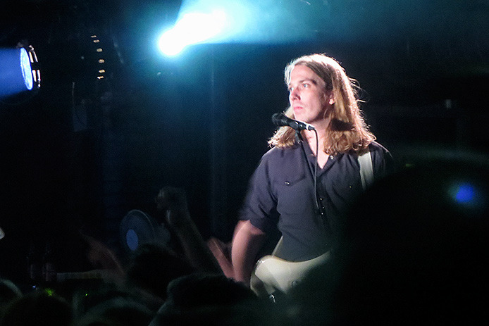 The Vaccines live at John Dee in Oslo, Norway.