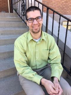 Pastor Josh Bernau, Administrative Pastor