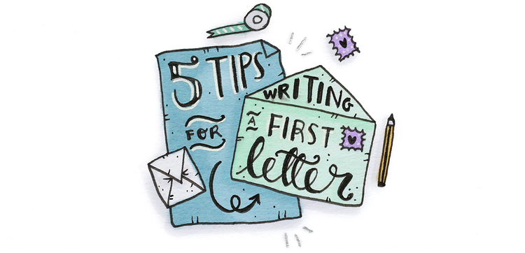 5 tips for writing a first letter to a new penpal snail mail love altavistaventures Image collections