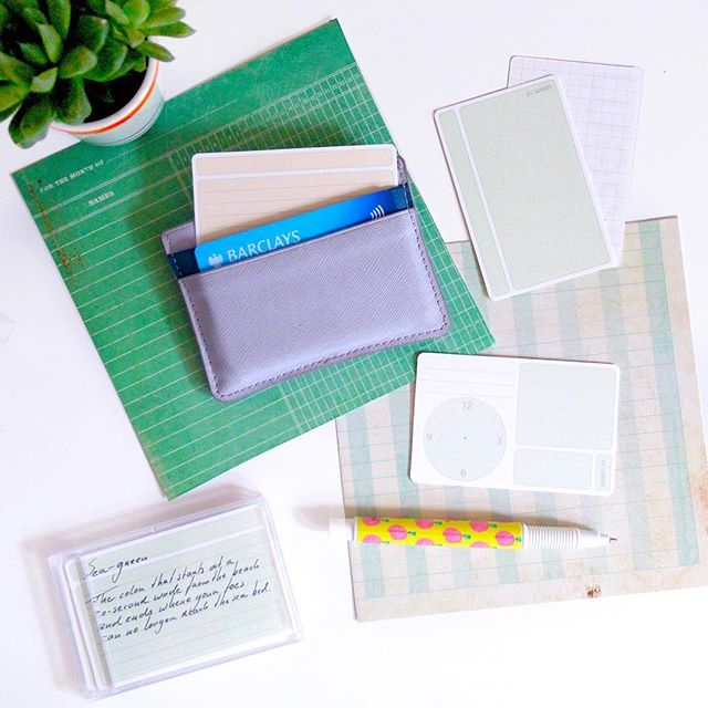 New post on the blog! A #StationerySpotlight all about a practical product and new staple to my carry-on pencil case 🤓🗃 {link in bio 👉🏻} What's a product so useful you always carry with you? 📥