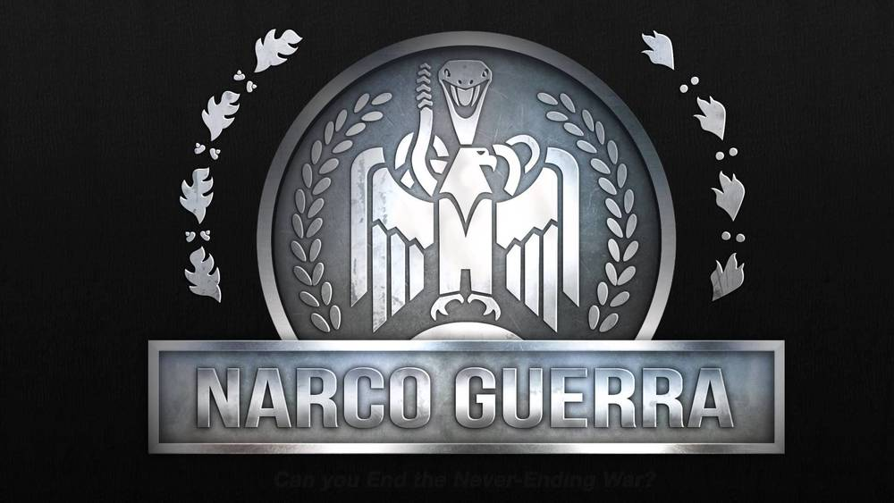 NarcoGuerra - our newsgame looking at the War on Drugs.