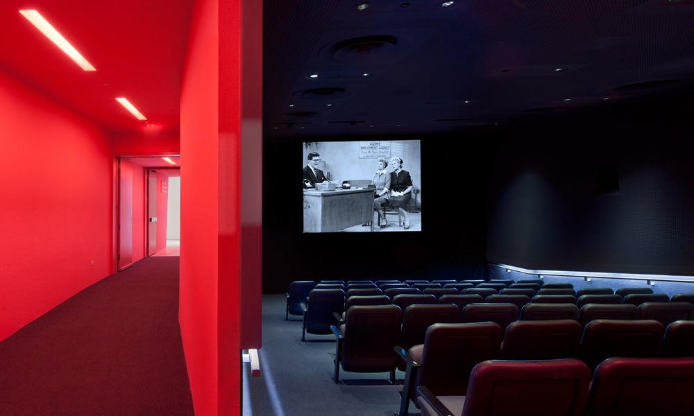 Museum of the Moving Image | Astoria, NY | Leeser Architecture  Contact: Alison Kriscenski 718 643 6656 ak@leeser.com