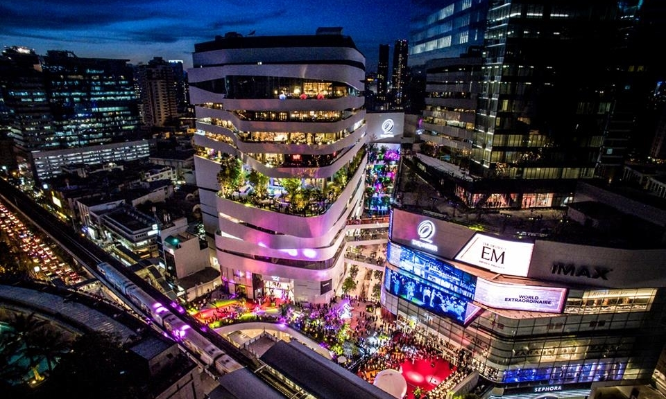 The EmQuartier Bangkok Map Tourist Attractions in Bangkok – Bangkok Tourist Attractions Map