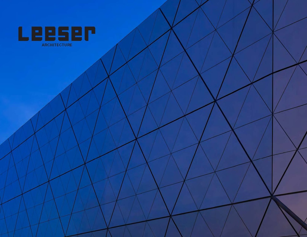 LEESER ARCHITECTURE RESIDENTIAL PORTFOLIO (PDF)