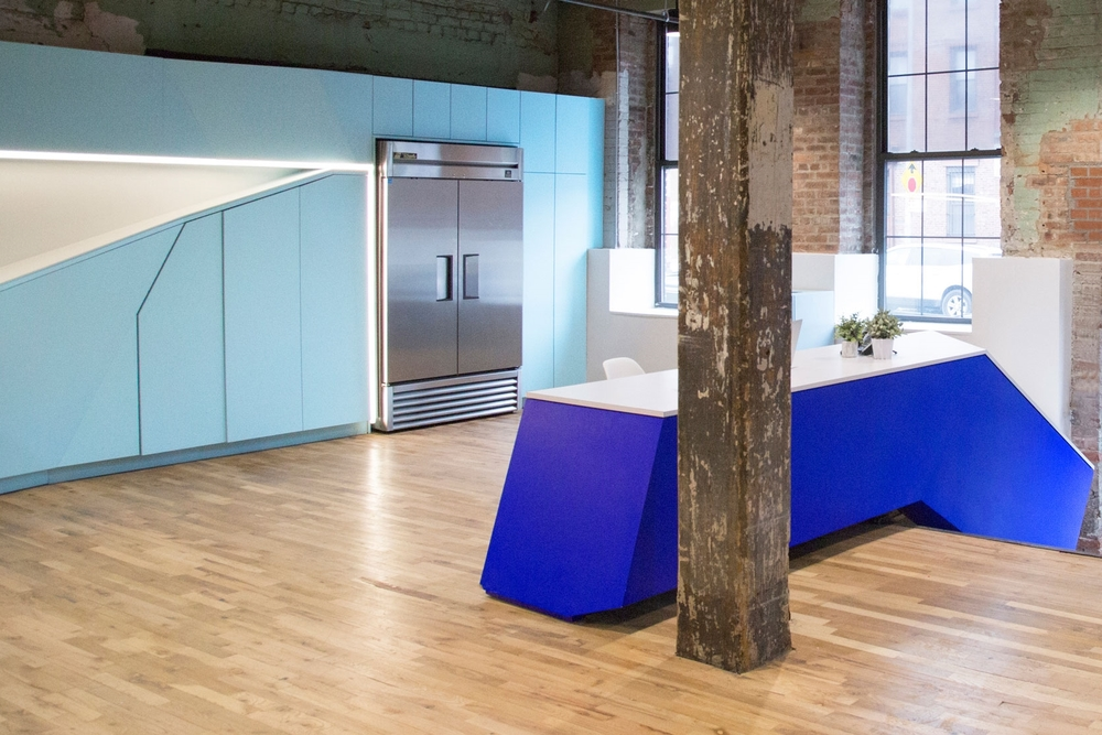 COWORKRS | Brooklyn, New York | Leeser Architecture  Contact: Alison Kriscenski 718 643 6656 ak@leeser.com