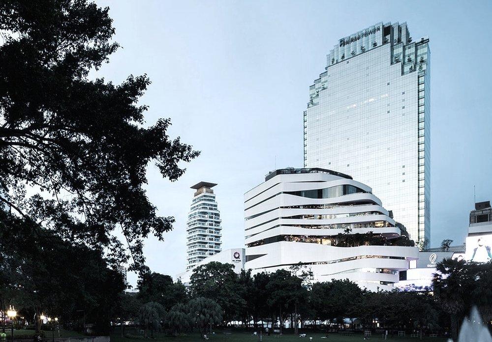 EM Quartier | Bangkok, Thailand | Leeser Architecture Contact:Alison Kriscenski 718 643 6656 ak@leeser.com