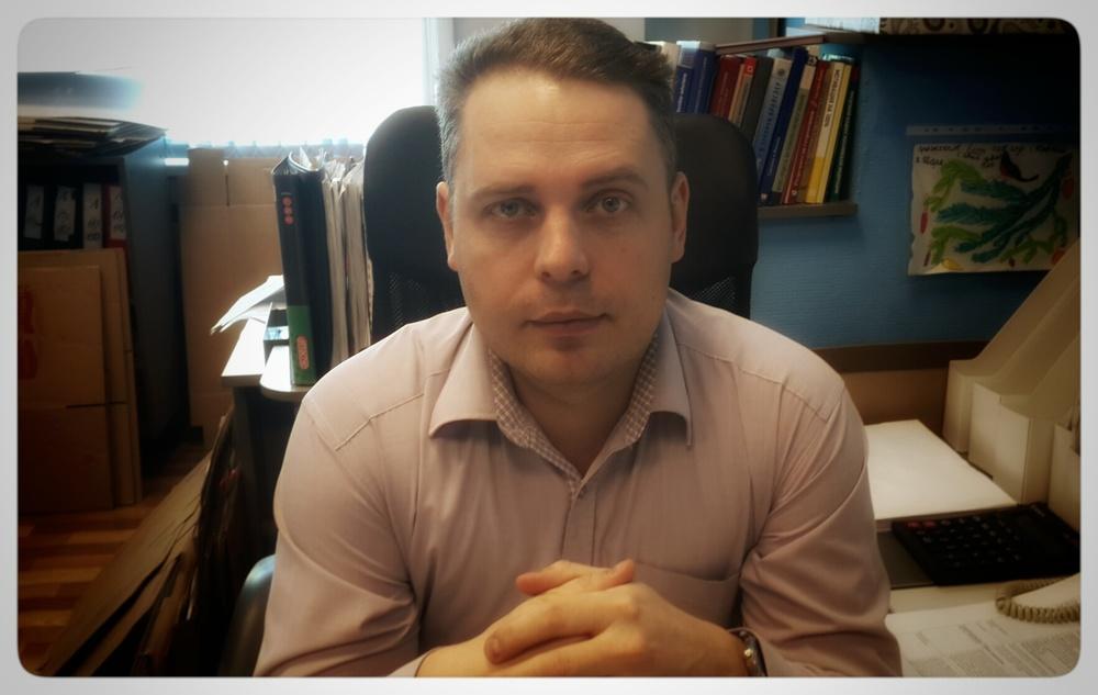 Дмитрий Креженков, директор по качеству,